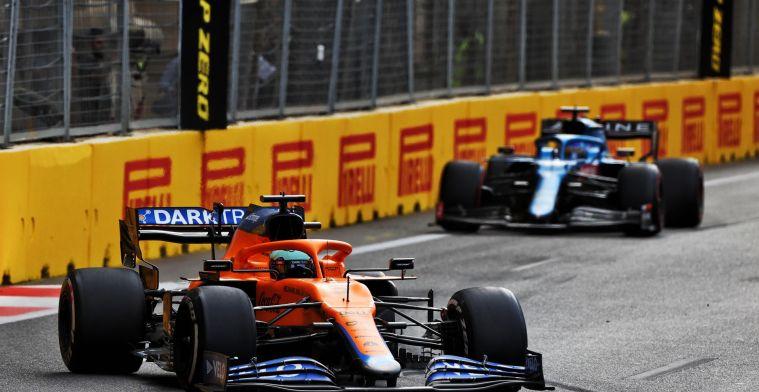 Ricciardo kijkt vooruit: 'Het gaat waarschijnlijk 18 maanden duren'