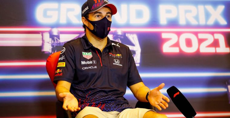 Perez wants to talk to other drivers: 'Some you can't trust'