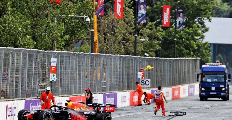 Pirelli releases results of Verstappen crash investigation