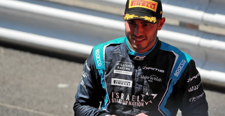 Russell skips first free practice in France, Nissany replaces him