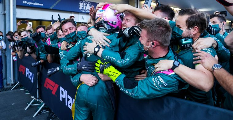 Vettel: Er is veel meer discussie over dan vroeger