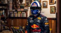 Afbeelding: F1 Social Stint | Red Bull en Coulthard maken zich op voor de road trip