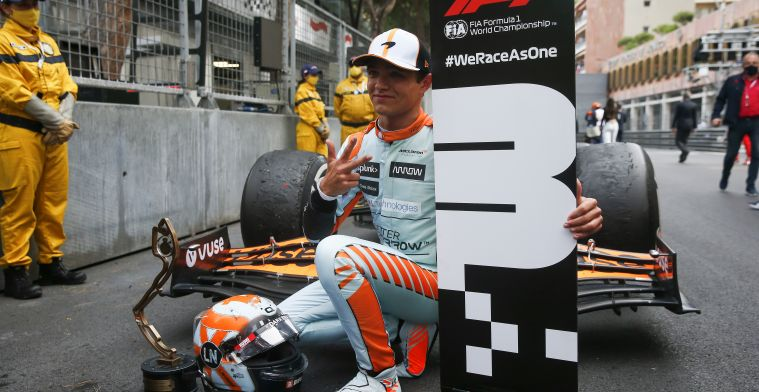 Column | Did Lando Norris sign his extension with McLaren too soon?