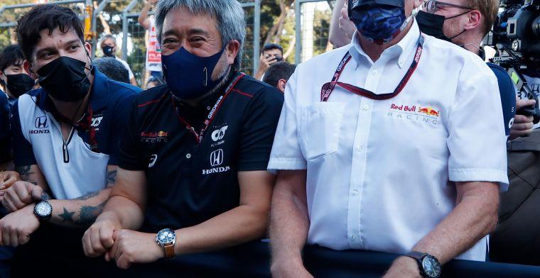 Honda vol zelfvertrouwen: Weet niet waarom Mercedes hun motor al heeft vervangen