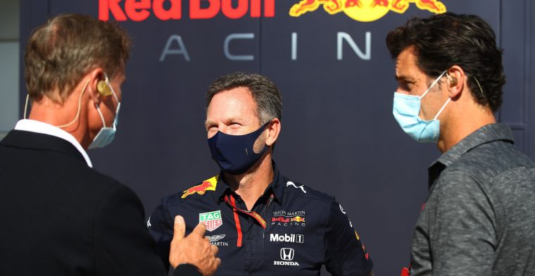 Webber confident Verstappen could've had a big lead in the championship