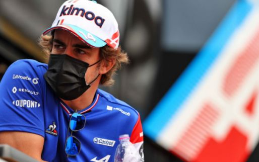"""Image: Alonso on return so far: """"That's more or less what I thought"""""""