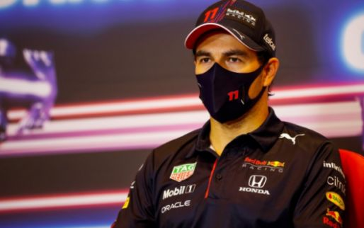 Perez had to return Baku trophy: 'Can get a replica if I pay for it'