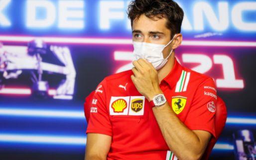 Laatste Formule1 Nieuws Charles Leclerc