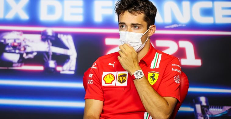 Leclerc analyses: 'That's where we fall short at the moment'