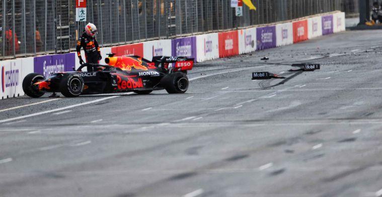 Red Bull deed niets fout in Baku volgens Pirelli: 'Zochten de limiet op'
