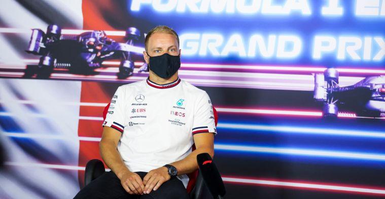Chassiswissel tussen Hamilton en Bottas bij Mercedes