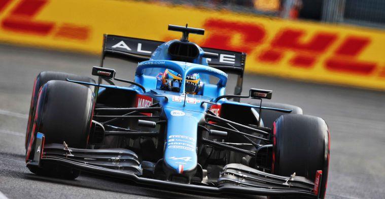Alpine niet blij met FIA: Dat heeft ons middelen en geld gekost