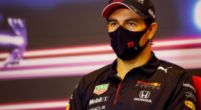 Image: Perez had to return Baku trophy: 'Can get a replica if I pay for it'