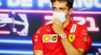 Image: Leclerc analyses: 'That's where we fall short at the moment'