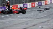 Afbeelding: Red Bull deed niets fout in Baku volgens Pirelli: 'Zochten de limiet op'