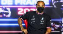 Image: Hamilton: 'Definitely didn't make a mistake under pressure from Verstappen'