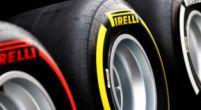 Image: Formula 1 drivers make statement to Pirelli with boycott