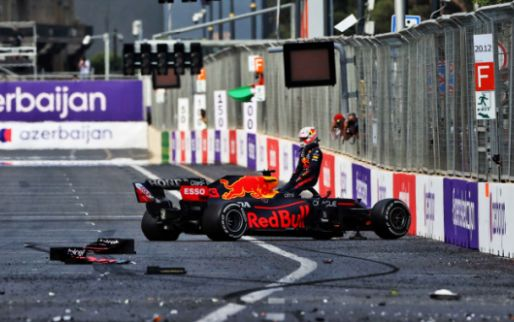 Image: Russell not happy with Pirelli: 'Then Verstappen wouldn't have raced this weekend'