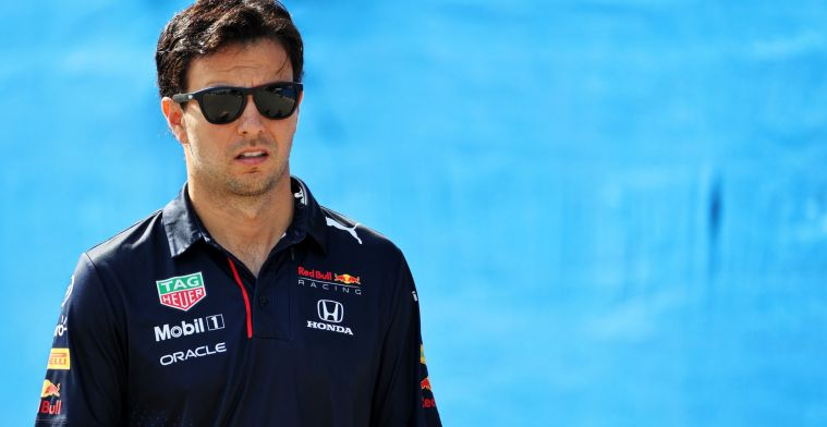 Pérez kijkt naar Verstappen: 'Hij had een goede dag'