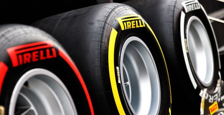 Pirelli over verschil Verstappen en Bottas: 'Compounds erg aan elkaar gewaagd'