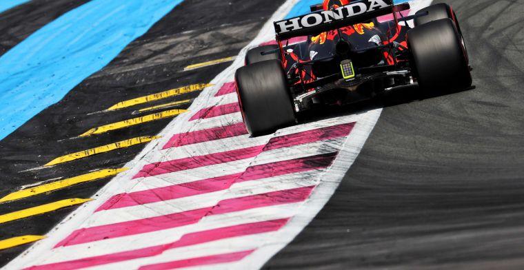 Volledige uitslag VT1: Klein verschil tussen Hamilton en Verstappen in Paul-Ricard