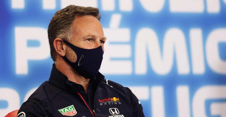 Horner zet zijn vraagtekens bij Pirelli: 'Is dat genoeg om het te voorkomen?'