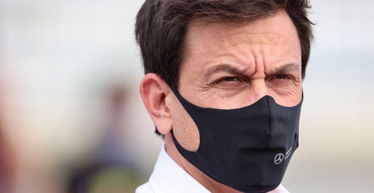Wolff: Wisselen van chassis Hamilton en Bottas is 'onderdeel van het plan'