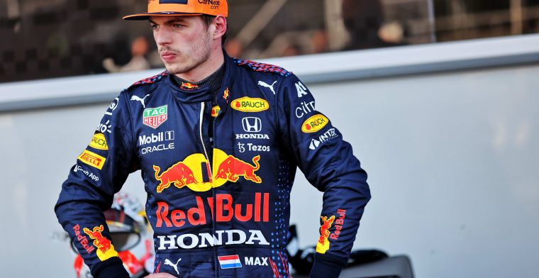 Verstappen goes against Pirelli: We have the data and we gave it to them