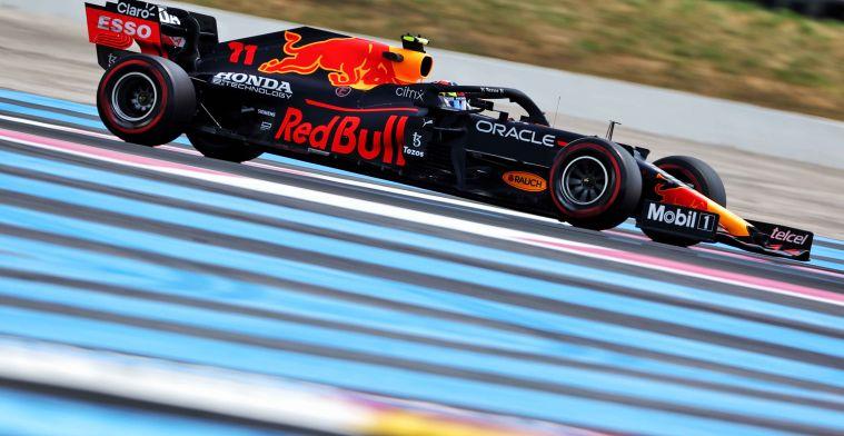 Stelling: Red Bull is nog altijd nummer twee op 'traditionele' circuits