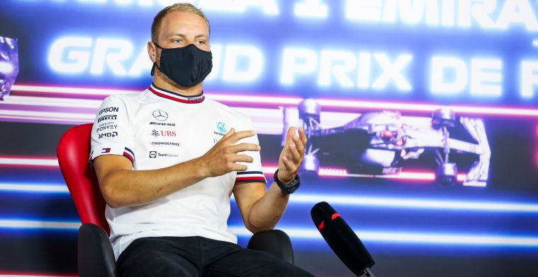 REPORT: Valtteri Bottas fastest in FP1 at the French GP as Ferrari struggle
