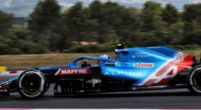 Image: Alpine clear: 'There's no such clause Mercedes'
