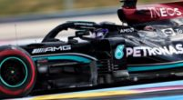 Image: Work to do for Mercedes: 'Both drivers not entirely satisfied'