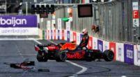 Afbeelding: Russell niet blij met Baku-crashes: 'Dan had Verstappen niet geracet dit weekend'