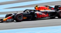 Image: Red Bull grumbles on team radio: 'It seems like such a huge penalty'