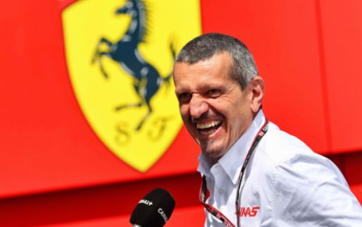 Steiner repeats to Marko: 'Then we won't go in because the car will be destroyed'
