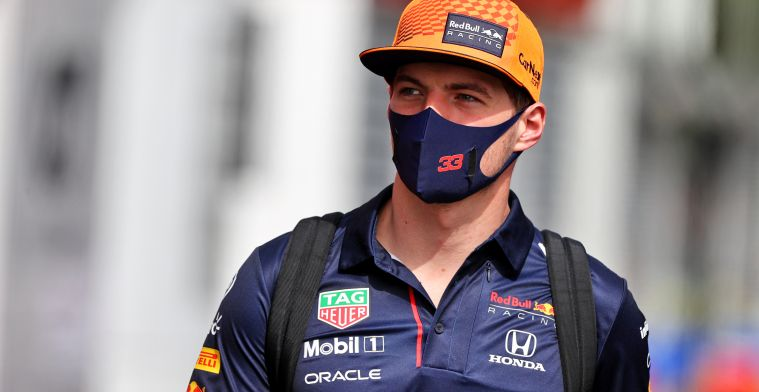 Max Verstappen claims pole position ahead of the French Grand Prix