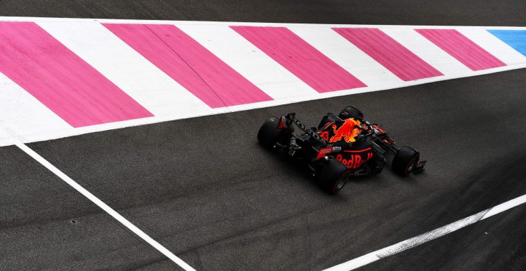 Verstappen on pole: Here are the full results of qualifying in France