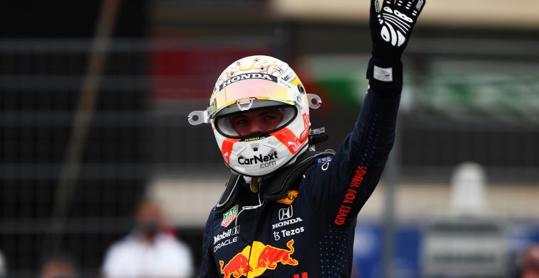 Verstappen secretive: You can do all sorts of things, but I can't say