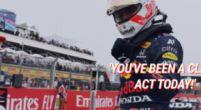 Afbeelding: Red Bull viert feest na pole: 'Je bent een klasse apart vandaag'