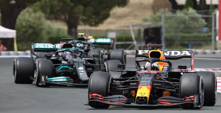 Who were the winners and losers of the French Grand Prix?