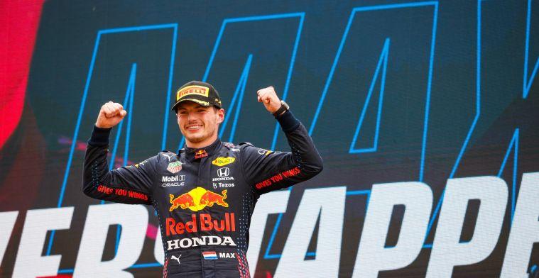 Verstappen: 'It doesn't often work like that in Formula One'