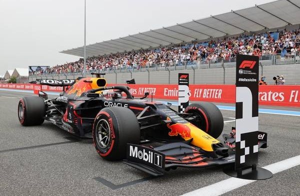 Verstappen wins fascinating French Grand Prix after hunting down Hamilton