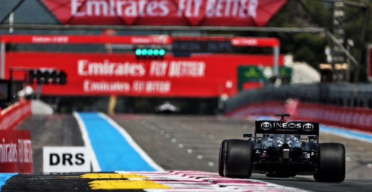 Constructeursklassement: Red Bull doet goede zaken, McLaren naar derde plaats