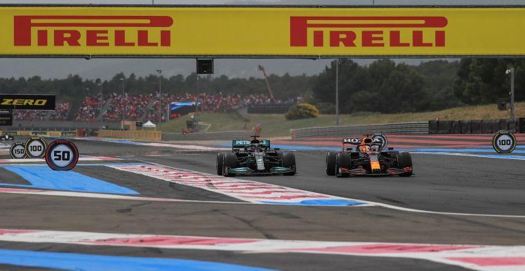 Wie is de 'GPblog Driver of the Day' van de Grand Prix van Frankrijk?