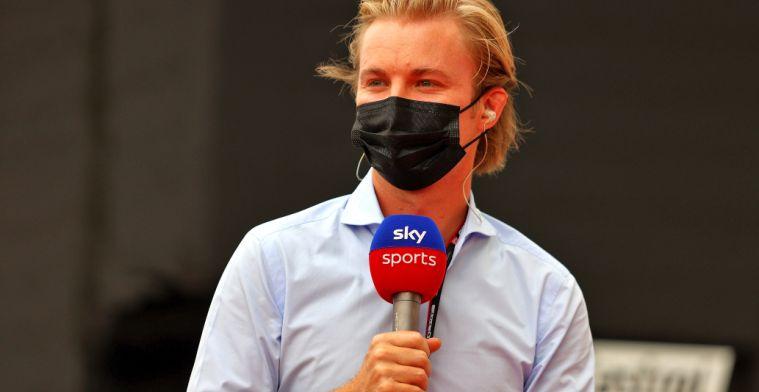 Rosberg ziet belangrijk moment tijdens de race: Wat een fout van Mercedes