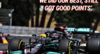 Afbeelding: Hamilton niet blij na P2: ''I did tell you this morning''