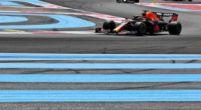 Image: Listen: Verstappen's team radio response to winning French GP