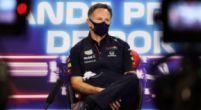 Afbeelding: Horner pleit voor nieuwe tests voorvleugel Mercedes: 'Is veel belangrijker'