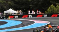 Image: Verstappen: 'The car felt much better after the second stop'.