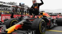 Image: WATCH BACK: Verstappen's overtaking move on Hamilton for 13th F1 win